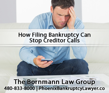 Learn How Filing Phoenix Bankruptcy Can Stop Creditors