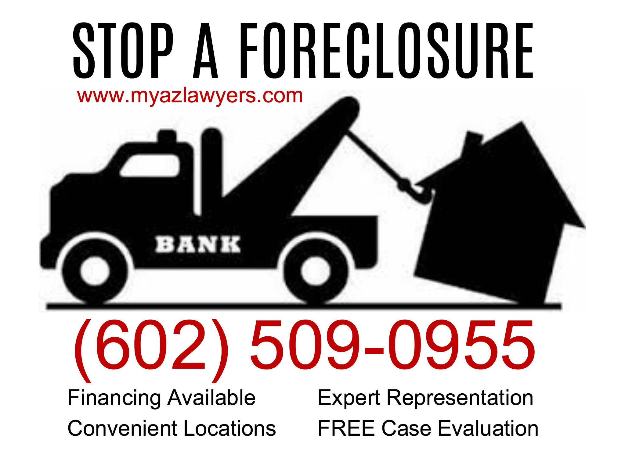 Stop Foreclosures in Arizona | Phoenix Bankruptcy Lawyer