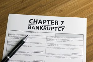 chapter 7 bankruptcy increase