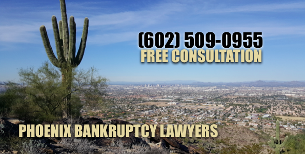 Phoenix Chapter 13 Bankruptcy Attorneys