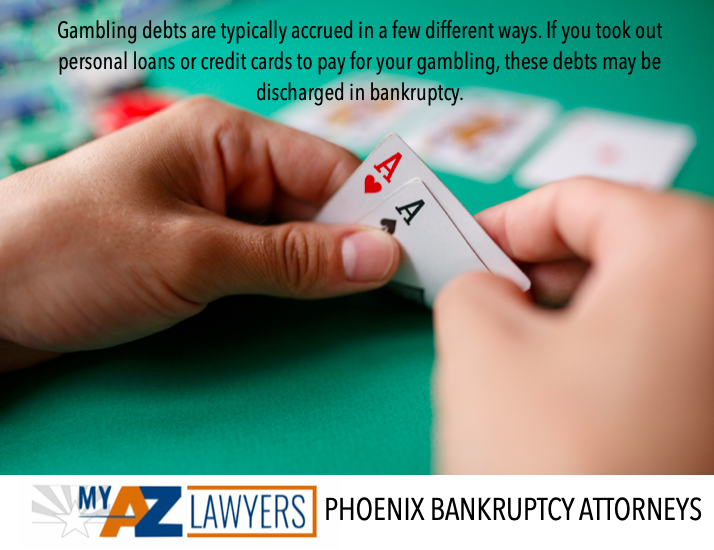 Gambling and bankruptcy blog