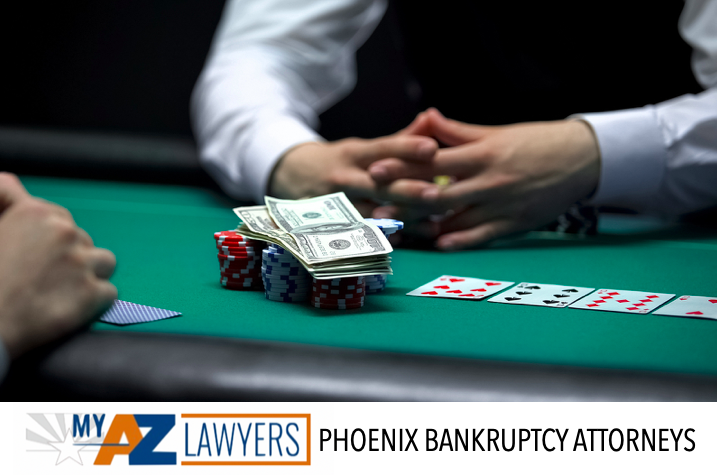 gambling and bankruptcy debt blog